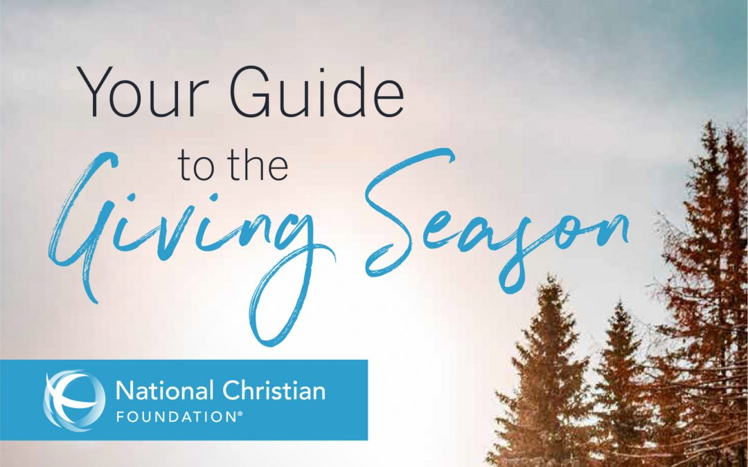Your Guide to the Giving Season