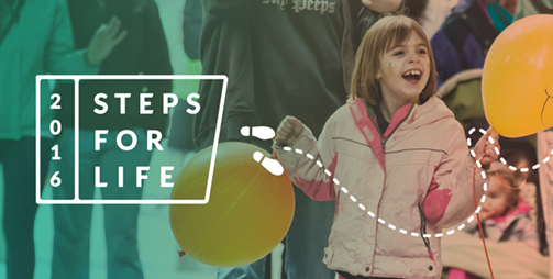 Steps for Life 2016 Results