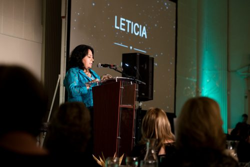 First Image Gala – Leticia's Story